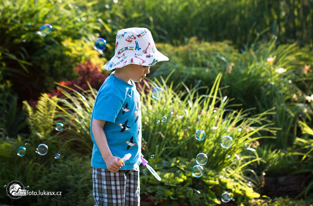 rodinná fotografie vsetín léto