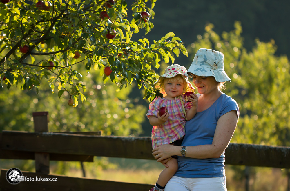 rodinné foto zlín a barvy podzimu