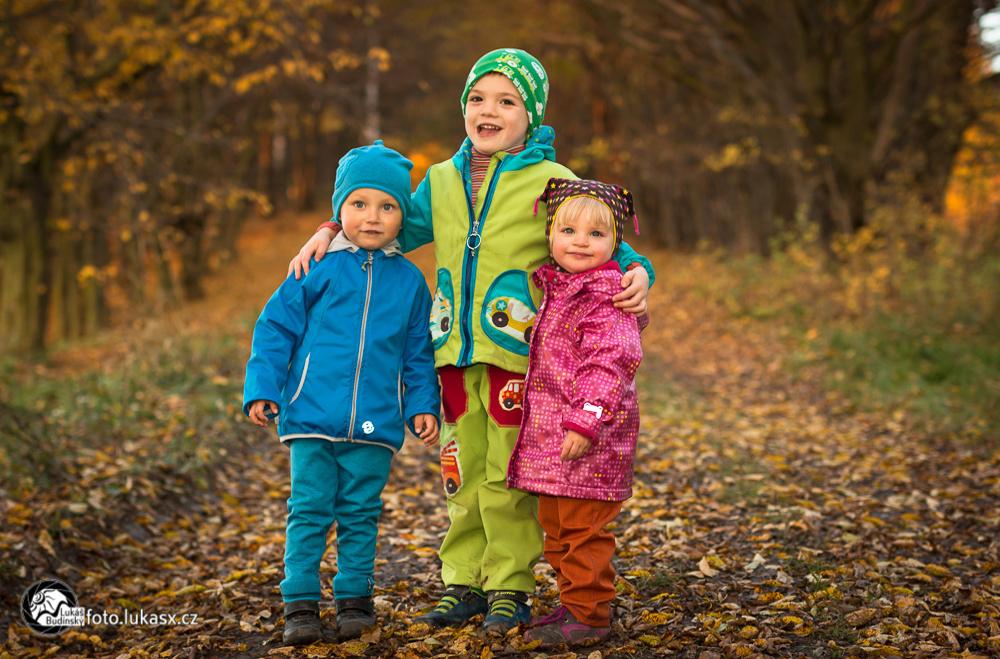 dětské foto rodina vsetín